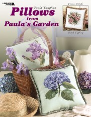 Pillow from Paula's Garden (*D)