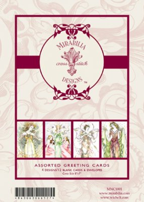 Fairy Gretting Cards *1