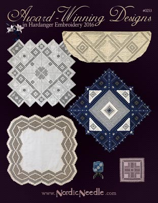 Award Winning Designs in Hardanger Embroidery 2016
