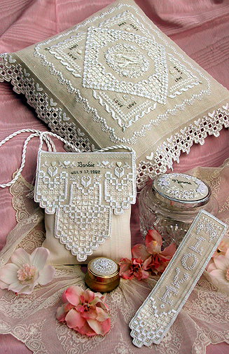 Hardanger Wedding Treasures (grille)