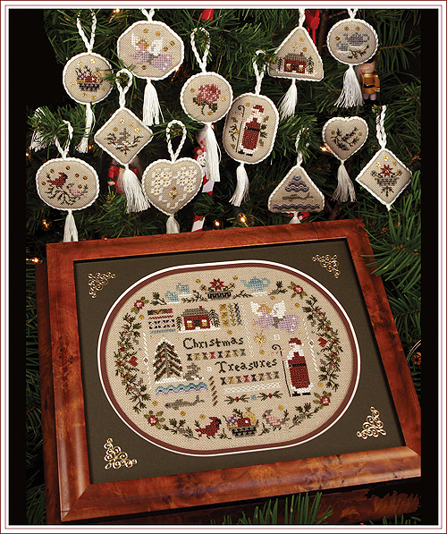 Christmas Treasures Collection (grille)