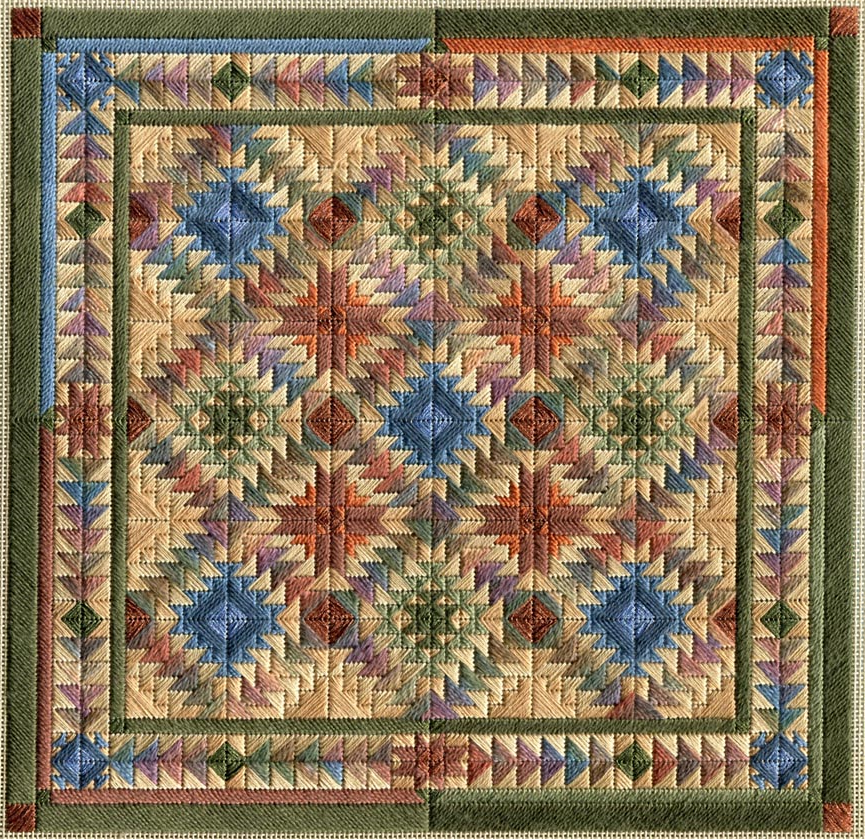 Indian Autumn, American Quilt Collectin