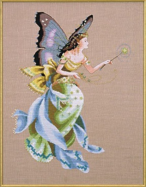 # 63 The Cottage Garden Fairy