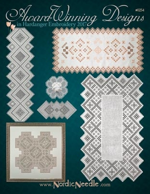 Award Winning Designs in Hardanger Embroidery 2017