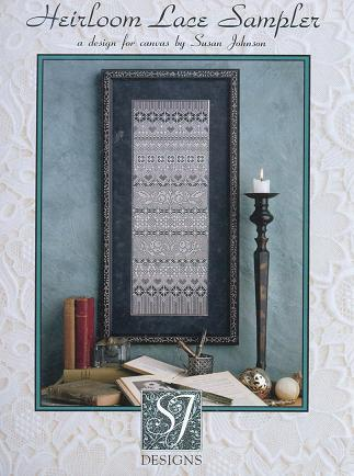 Heirloom Lace Sampler