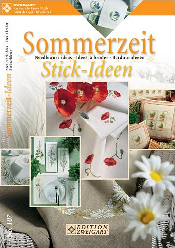 Zweigart No. 107 Summertime
