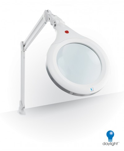 Ultra Slim Magnifying Lamp, 28 Watt
