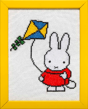 Miffy, le cerf-volant, Dick Bruna