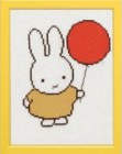 Miffy, le ballon rouge, Dick Bruna