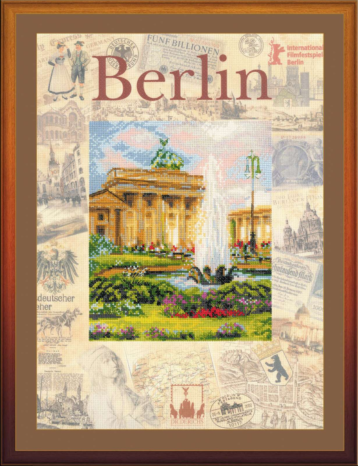Berlin. Ciites of the World