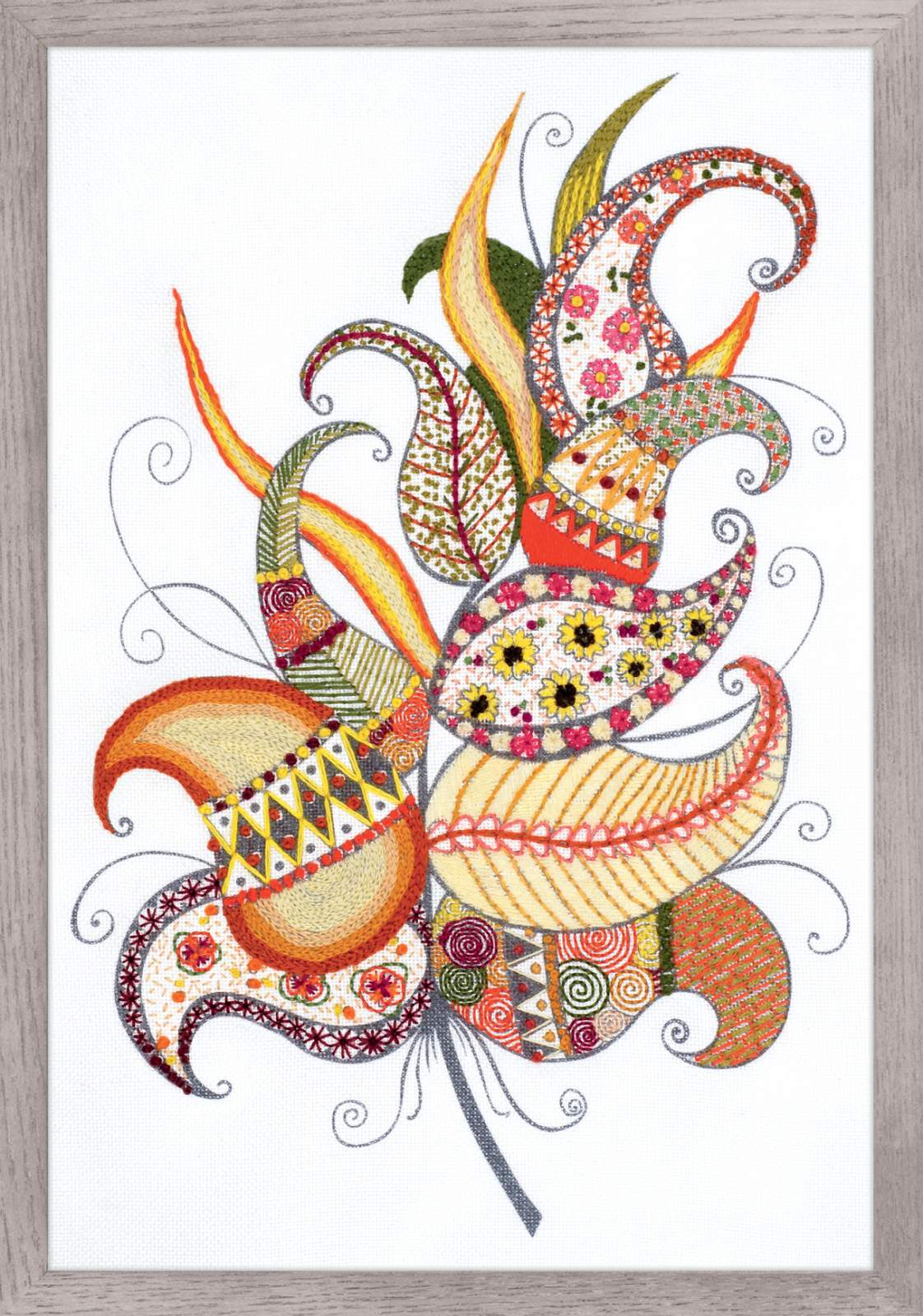 Riolis - Embroidery Therapy Seri