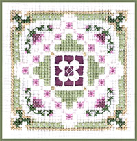 Victoria Sampler, Learning Collection n# 6-09 Spider Web