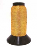 Gimp Sewing Thread, ZG0002 Gold, 1000m.