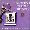 Scottish Thistle, porte-clé