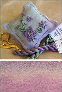 Casalguidi Pincushion *Grape Mist