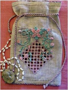 Sweetheart Jewellery Pouch