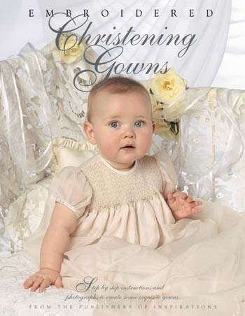 Embroidered Christening Gowns