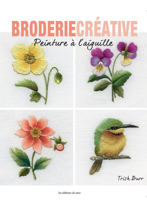 * Embroidery Books