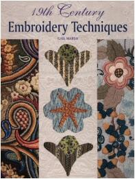 19th Century Embroidery Techniques