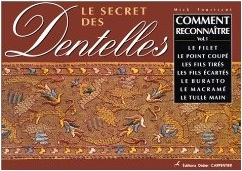 Le secret des dentelles, tome 1