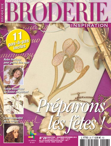 Broderie Inspiration
