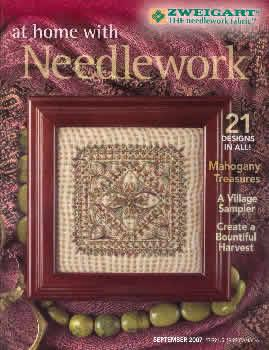 At Home with Needlework