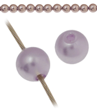 36 Crystal Round 3 mm SW Lavender