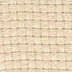 Tissu Monk Naturel, 8 Count, 60""