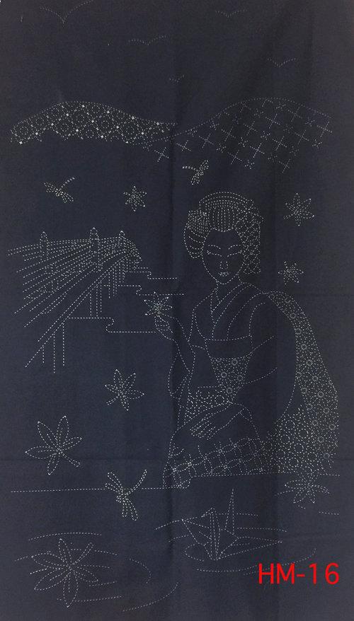 /Lavande Geisha Grafitec Imprim/é Tapisserie//broderie sur toile/