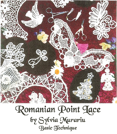 Romanian Point Lace, DVD Instruction