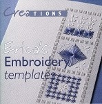 Erica' Embroidery Templates