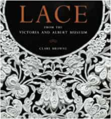 Lace from the Victoria Albert Museum
